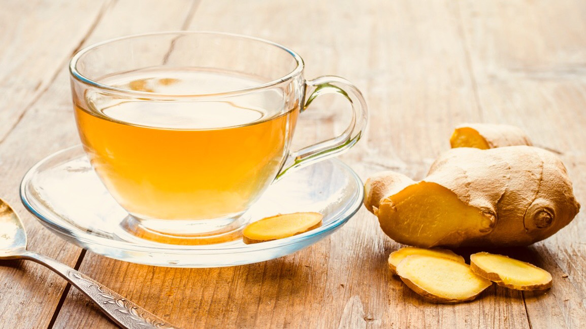 Ginger Tea | Healthy Recipes | Nutrition Force | Members Recipes